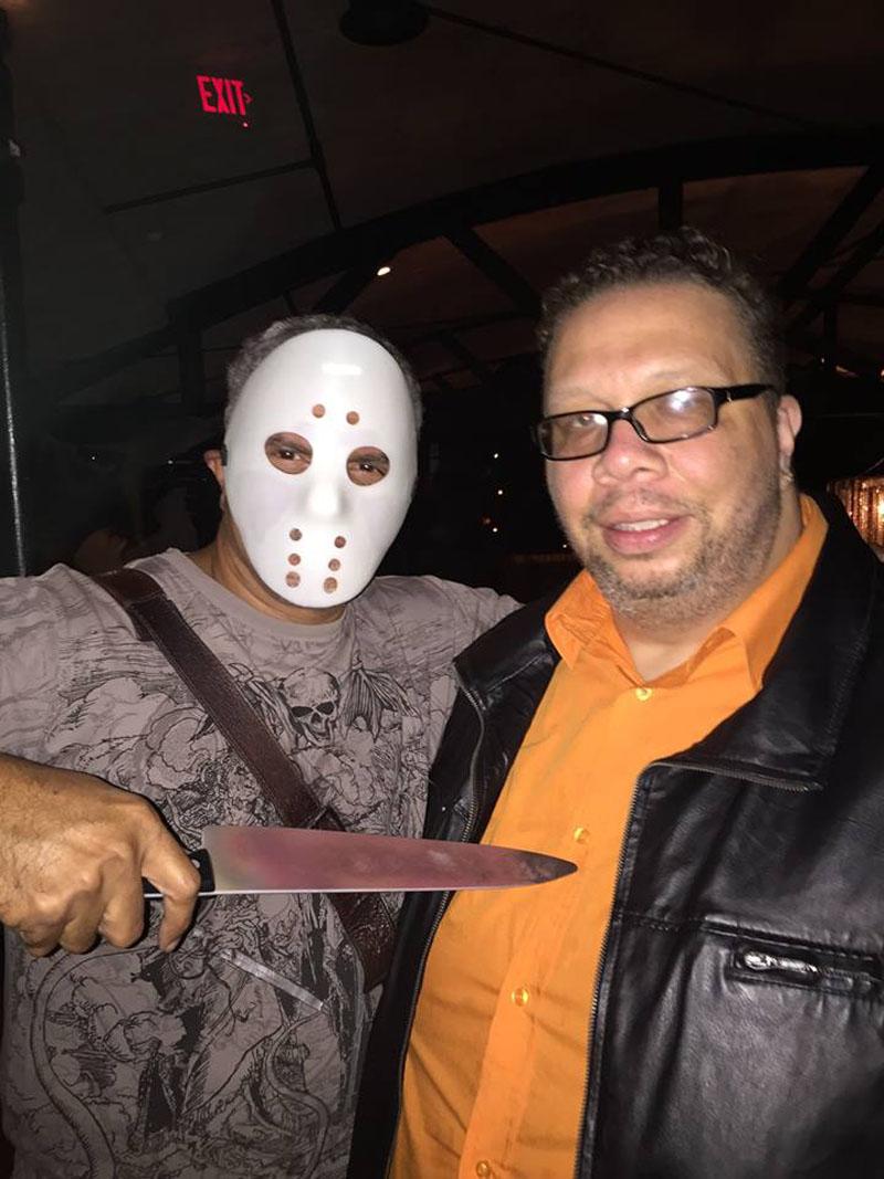 Dino and Jason