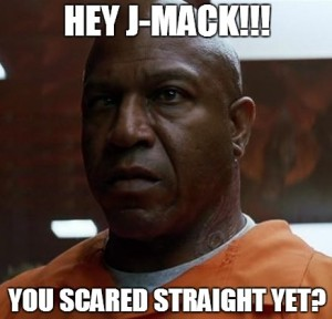 I Wasn't Street Thug or Nothin' 3-3 (J-Mack)