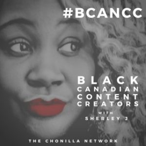 Black Canadian Content Creators Podcast